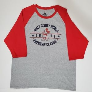 Walt Disney World Shirt 1971 American Classic XL